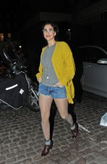 Sarah Silverman At Chiltern Firehouse in London