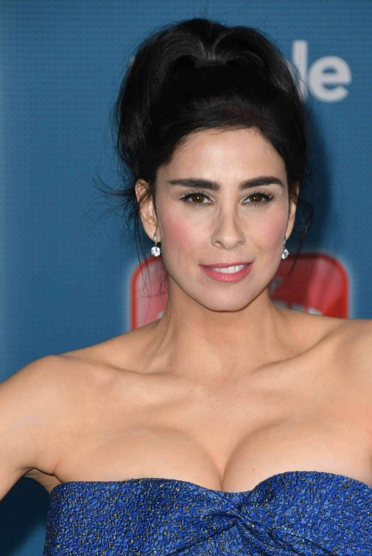 "Sarah Silverman At ""Ralph Breaks the Internet"" premiere in Los Angeles"