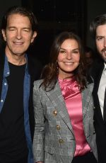 Sela Ward At The Front Runner Premiere in New York
