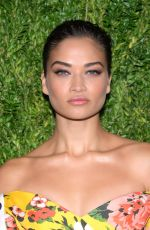 Shanina Shaik At CFDA/Vogue Fashion Fund 15th Anniversary Event in Brooklyn