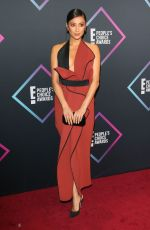 Shay Mitchell At People