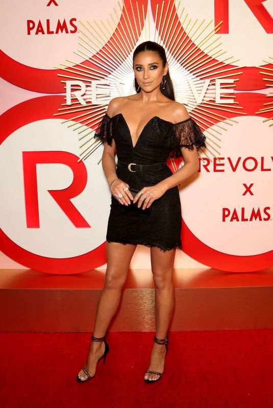 Shay Mitchell At the REVOLVE Awards in Las Vegas