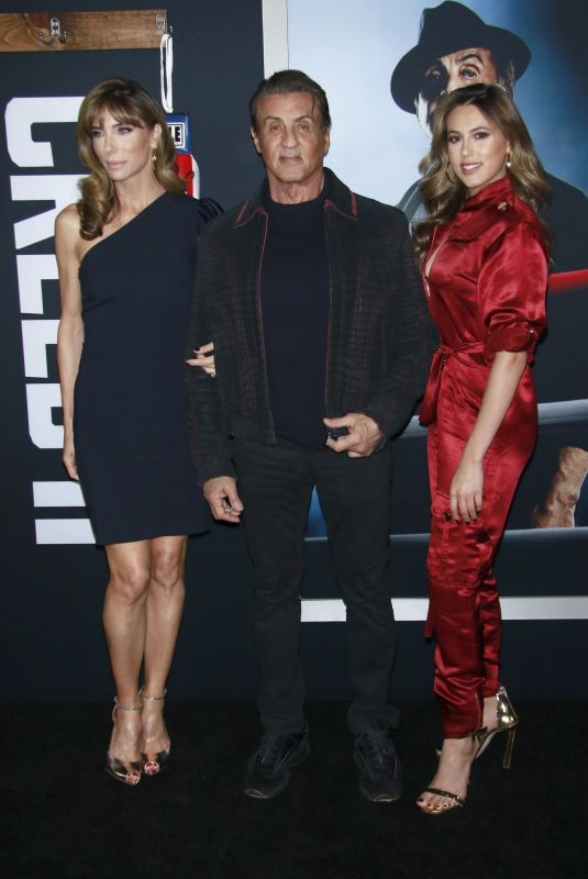 Sistine Stallone & Jennifer Flavin At