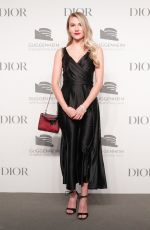 Sofia Hublitz At Guggenheim International Gala Pre-Party Made Possible BY Dior, New York