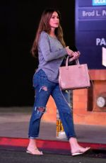 Sofia Vergara Leaves a medical office in Beverly Hills after an appointment