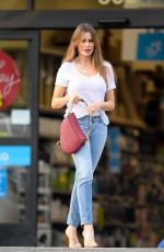 Sofía Vergara Spotted out and about in Los Angeles