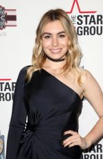 Sophie Simmons At Heroes For Heroes Los Angeles Police Memorial Foundation Celebrity Poker Tournament