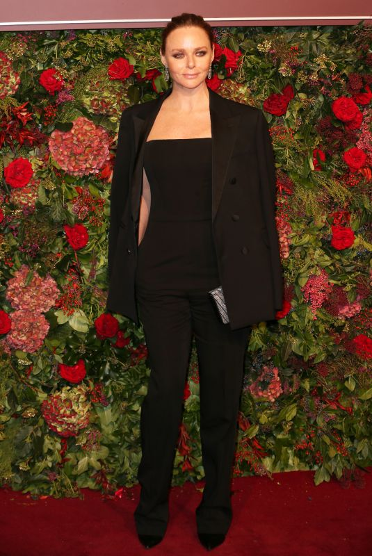 Stella McCartney Attends the 64th Evening Standard Theatre Awards held at the Theatre Royal in London