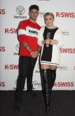 Tallia Storm At K-Swiss Classics Launch Party in London