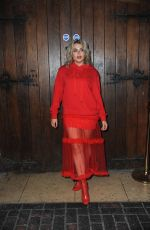 Tallia Storm At Woo Woo Launch at The Box Soho in London