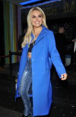 Tallia Storm Goes at St Moriz 10 Years Of Glow Party at Tropicana Beach Clubin London