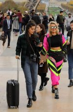 Tallia Storm Out in Paris