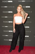 Tammy Hembrow At Fashion Nova x Cardi B launch event, Los Angeles
