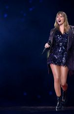 Taylor Swift Performs at Mt Smart Stadium during Reputation Stadium Tour in Auckland, New Zealand