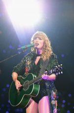 Taylor Swift Performs at Tokyo Dome during Reputation Stadium Tour in Tokyo