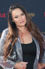 Tia Carrere At The Christmas Chronicles Premiere - Bruin Westwood