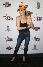 Tiffany Michelle At Heroes For Heroes Los Angeles Police Memorial Foundation Celebrity Poker Tournament