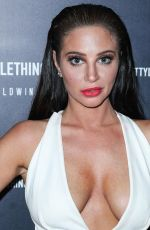 Tulisa Contostavlos At PrettyLittleThing x Hailey Baldwin launch event, Los Angeles