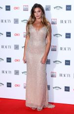 Zara McDermott At The Beauty Awards, London, UK