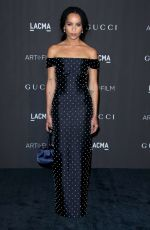 Zoe Kravitz Attends the LACMA: Art and Film Gala in Los Angeles