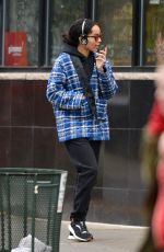 Zoe Kravitz Out and about in New York