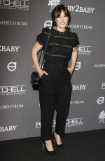 Zooey Deschanel At 2018 Baby2Baby Gala Presented by Paul Mitchell in Culver City