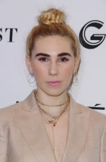 Zosia Mamet At Glamour