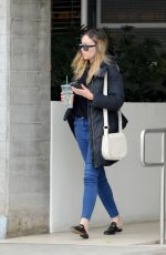 Amanda Bynes Out in Los Angeles