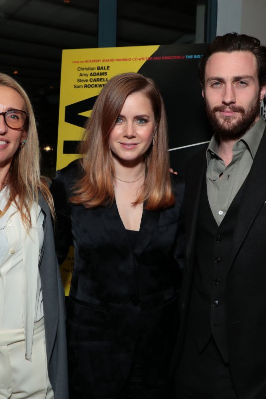 Amy Adams At Annapurna Pictures