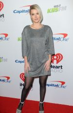 Ariana Madix At iHeartRadio Jingle Ball, Los Angeles