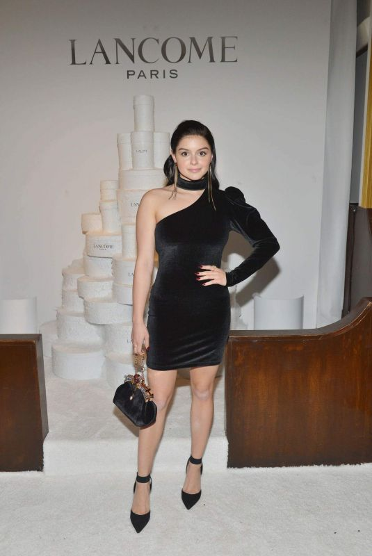 Ariel Winter At Lancome x Vogue Holiday Event at Delilah West Hollywood