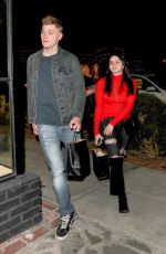 Ariel Winter Out in West Hollywood