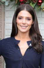 Ashley Greene At Brooks Brothers holiday celebration in Los Angeles