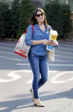 Ashley Greene Out in Beverly Hills