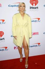 Bebe Rexha Attends the Z100