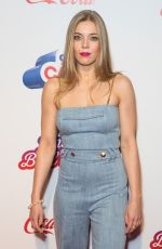 Becky Hill At Capital FM Jingle Bell Ball, London, UK