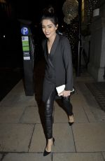 Bhavna Limbachia At Rosso Restaurant in Manchester