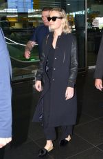 Brie Larson Arriving at Guarulhos airport in Sao Paulo, Brazil