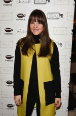 Brooke Vincent Turning the Christmas lights on at The House Of Evelyn in Manchester