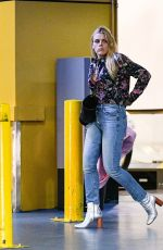 Busy Philipps Shopping at Target in Los Angeles