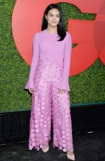 Camila Mendes At GQ Men of the Year Party in Beverly Hills