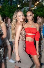Candice Swanepoel At Tropic of C reception hosted by Candice Swanepoel in Miami