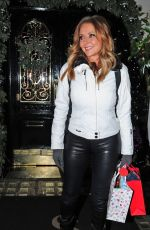 Carol Vorderman At scott