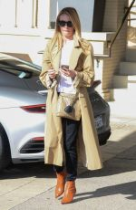 Cat Deeley Takes her mom Christmas shopping at Barneys New York