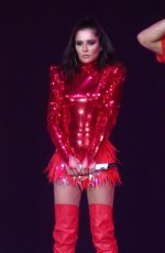 Cheryl Tweedy Performs live at Capital FMs Jingle Bell Ball