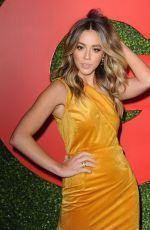 Chloe Bennet At 2018 GQ Men Of The Year Party in Beverly Hills