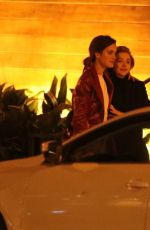 Chloe Moretz Making Out With Kate Harrison in Malibu