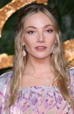 Clara Paget At The British Fashion Awards, Royal Albert Hall, London