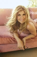 Connie Britton For health magazine, january/february 2019