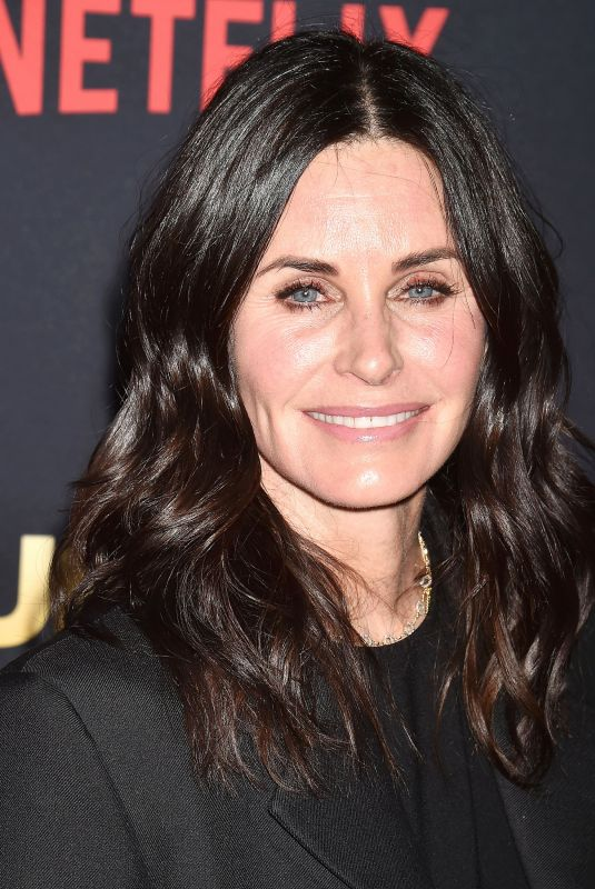 Courteney Cox At